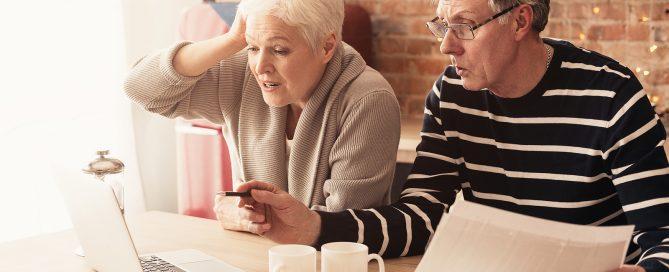 Senior Care in Valley AL: Senior Finances